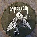 Pentagram - Patch - Pentagram -  last rites