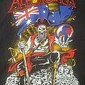 Alestorm - TShirt or Longsleeve - Alestorm - Australian flag - Pirate metal drinking crew
