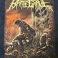 Battlegrave - TShirt or Longsleeve - Battlegrave - Relics Of A Dead Earth tshirt
