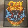 Ozzy Osbourne - Patch - Ozzy Osbourne - Patch