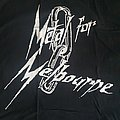 Metal for Melbourne - new tshirt