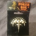 Queensryche - Pin / Badge - Queensryche - Pin