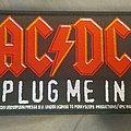 AC/DC - Patch - AC/DC - Plug me in