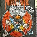 Mötley Crüe - Patch - Mötley Crüe - Allister Fiend - Official