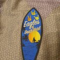 Eagles Of Death Metal - Patch - Eagles Of Death Metal - bootleg - Surfboard patch
