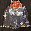 Metal Church - First Australian show - Tour Shirt 2019