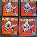 Iron Maiden - Patch - Part 4 - Iron Maiden - Collection of patch versions / variations