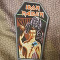 Iron Maiden - Patch - Iron Maiden - bootleg patch