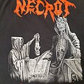 necrot - 2019 Australian tour shirt