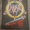 Slayer - Patch - Slayer - Haunting the chapel 1985 - Patch