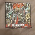 Slayer - Patch - Slayer - Reign in blood - patch