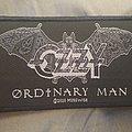 Ozzy Osbourne - Patch - Ozzy Osbourne - Ordinary Man Patch