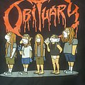 Obituary - TShirt or Longsleeve - Obituary - stay safe stay metal