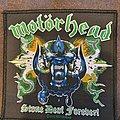 Motörhead - Patch - Motörhead - Stone deaf Forever