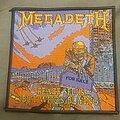 Megadeth - Patch - Megadeth - 2020 peace sells patch - Album cover