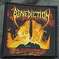 Benediction - Subconscious Terror Patch