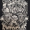 Obscene Extreme - printed cloth patch 4