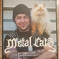 metal cats book Other Collectable