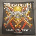 Megadeth - Patch - Megadeth - 2020 - Killing is my business patch