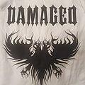 Damaged - TShirt or Longsleeve - Damaged - Hatecore Est 1989 - Victorian Metal band - White long sleeve