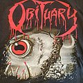 Obituary - Australian 2020 tour with support from Wormrot - Cause of Death tour TShirt or Longsleeve