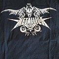 Metallica - 2011 fan club tshirt