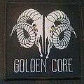 Golden Core - Patch - Golden Core - Logo patch