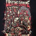Obscene Extreme 2018 20th Anniversary - shirt