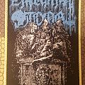 Carnal Tomb - Altar of Horror Patch - Bone Color border