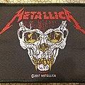 Metallica - Skull patch - Germany