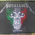 Metallica - Skull patch - Italy