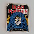 Iron Maiden - Patch - Aces High patch