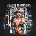 Iron Maiden X factor L 1995 TShirt or Longsleeve