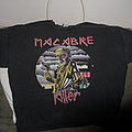 Macabre  2005 tour shirt