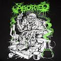 Aborted 2015 tour na. TShirt or Longsleeve