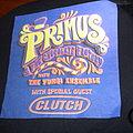 Primus / Clutch - TShirt or Longsleeve - Primus / Clutch