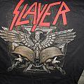 Slayer - TShirt or Longsleeve - Slayer  2016  tour shirt