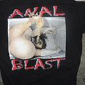 Anal Blast - TShirt or Longsleeve - Anal Blast  tub girl