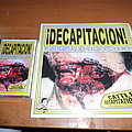 "Cattle Decapitation limited tape n  7"" Tape / Vinyl / CD / Recording etc"