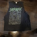 Suffocation - TShirt or Longsleeve - Suffocation sleeveless shirt XL