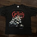 Obituary - TShirt or Longsleeve - Obituary shirt XL