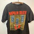 Napalm Death - TShirt or Longsleeve - Napalm Death - Death by Manipulation