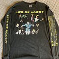Life of Agony ugly tour l/s