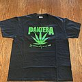 Pantera flying high across America shirt