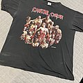 Cannibal Corpse - TShirt or Longsleeve - Cannibal Corpse The Bleeding