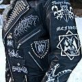 Bathory - Battle Jacket - Leather Battle Jacket Completed.