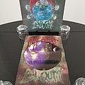 Macabre ' Gloom ' & ' Murder Metal ' Original Vinyl LPs + Poster