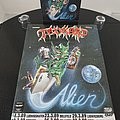 Tankard - Other Collectable - Tankard Tour Posters For ' Alien ' E.P.