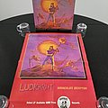 Ludichrist ' Immaculate Deception ' Original Vinyl LP + Promotional Poster