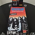 Kreator - Other Collectable - Kreator ' Extreme Aggression ' Original Vinyl  LP + Promotional Poster + Ads